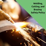 Welding, Cutting, and Brazing Policy
