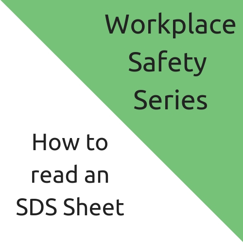 How to Read an SDS Sheet