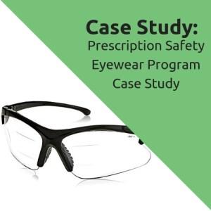 safety glasses case study