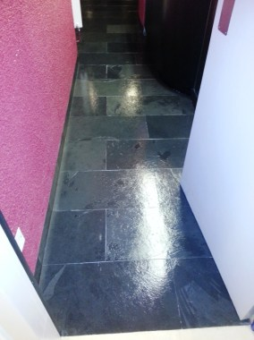 Central London Office Slate After