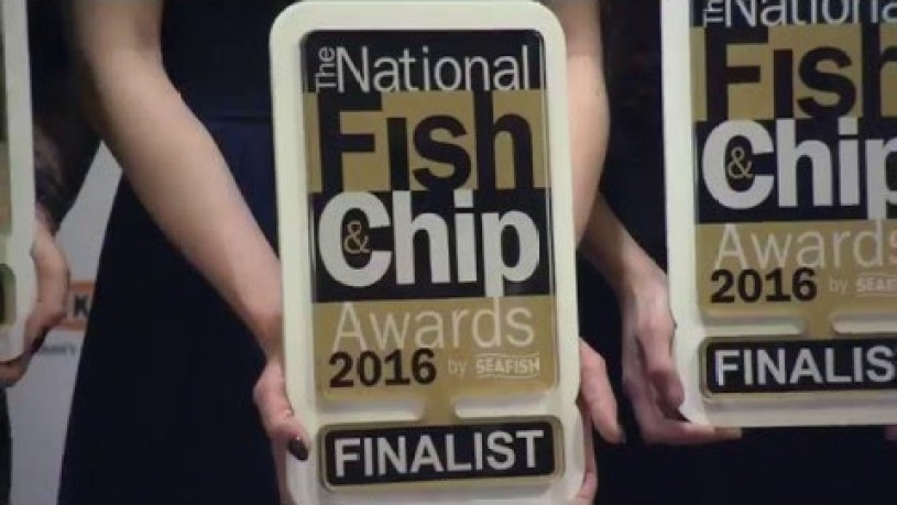 The Dolphin Takeaway finalist  Independent Takeaway Fish and Chip Shop of the Year Award