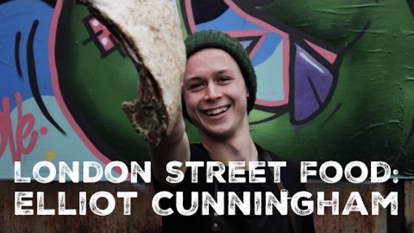 Street Food Chef London