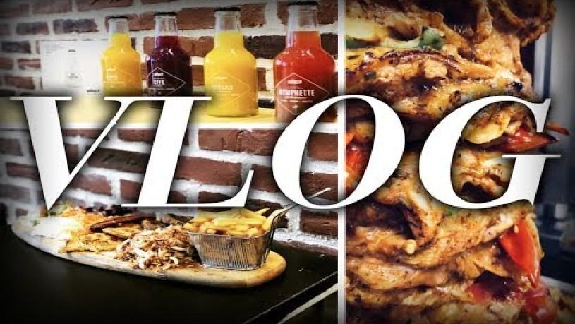VLOG FOOD : le meilleur doner kebab de strasbourg ?