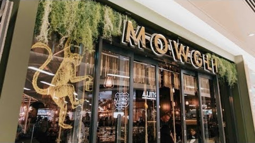 Mowgli Indian Street Food Birmingham