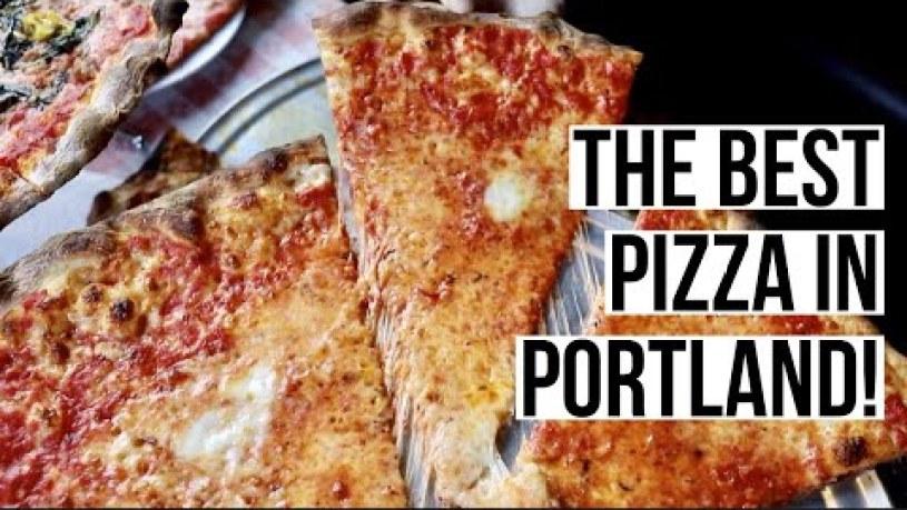 The BEST Pizza in Portland, Oregon: 3 Must Try Restaurants!