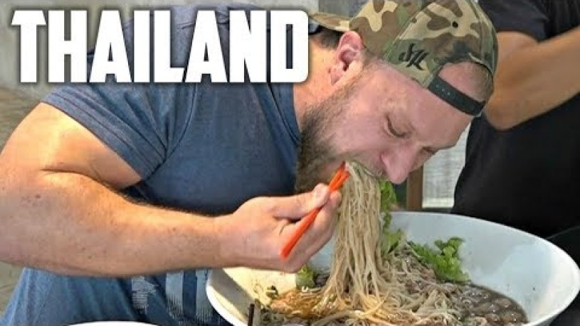 Furious World Tour | Thailand - Street Food, HUGE Food Challenge & Amazing Markets