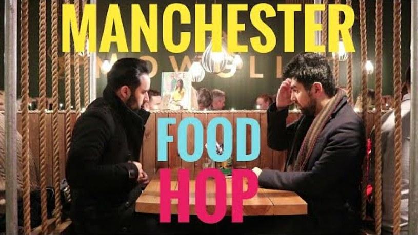 Mowgli Street Food Manchester Halal