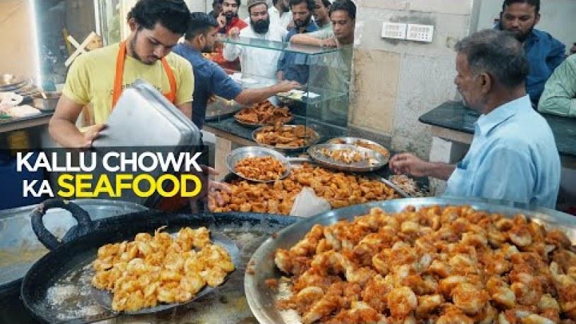 Fried Prawns & Spicy Fish, Karachi | | Heera, Mushka, Kukkar, Sole & Prawns | Pakistani Food