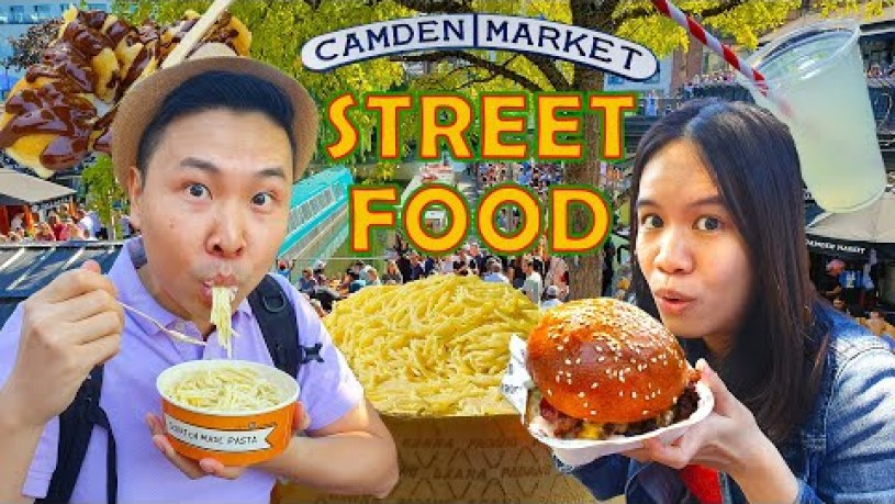 C'EST Quoi Street Food London