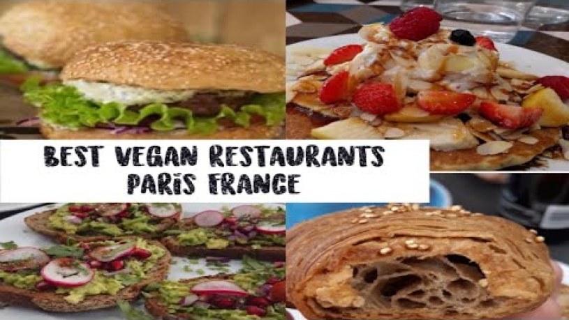 BEST VEGAN RESTAURANTS - PARIS | FRANCE