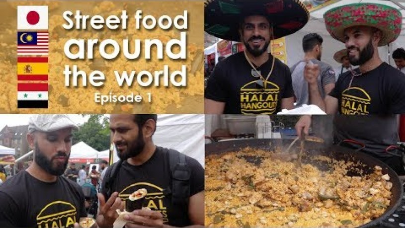 Street Food at Manchester