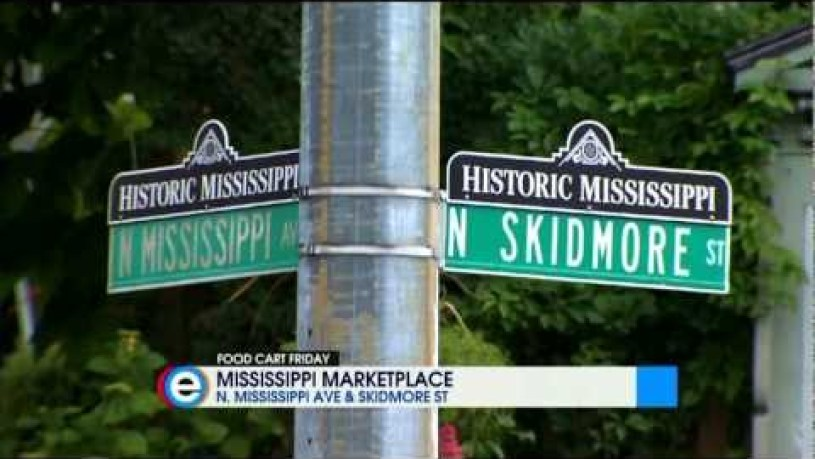 """NW32TV """"Food Cart Friday"""" presents Mississippi Marketplace with Nik J. Miles"""
