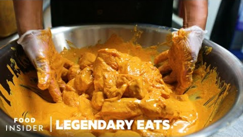 The Best Indian Food In LA Is In A Gas Station | Legendary Eats