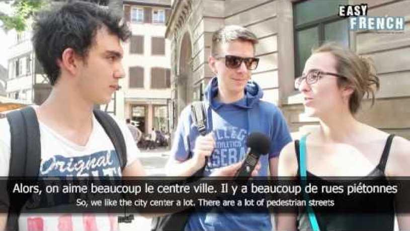 Strasbourg and Alsace | Easy French 58