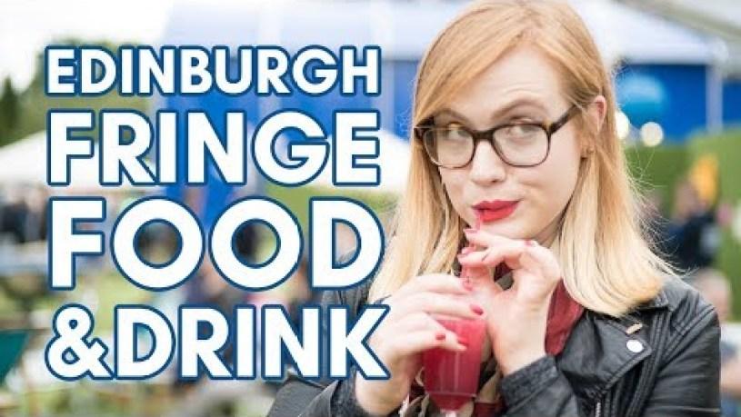 Edinburgh's FESTIVAL FOOD! (Fringe, Assembly & more!)