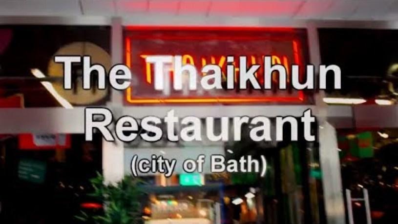 Thaikhun Street Food Birmingham