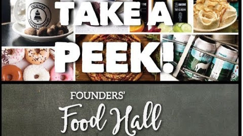 Founders' Food Hall and Market, Charlottetown, PEI CANADA