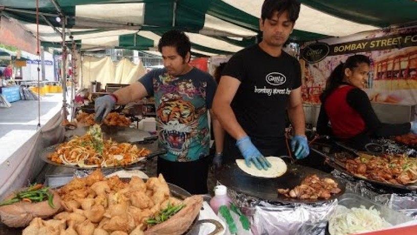 Street Food Jobs Manchester