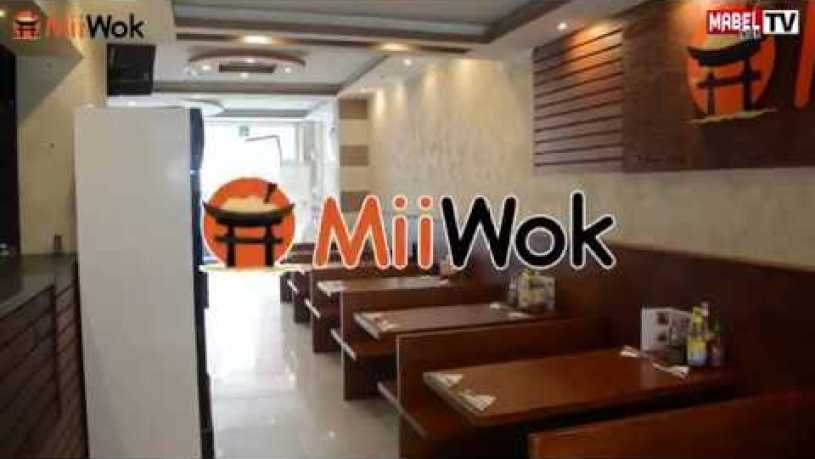 le Restaurant Mii Wok à Liège, Asian Halal Food