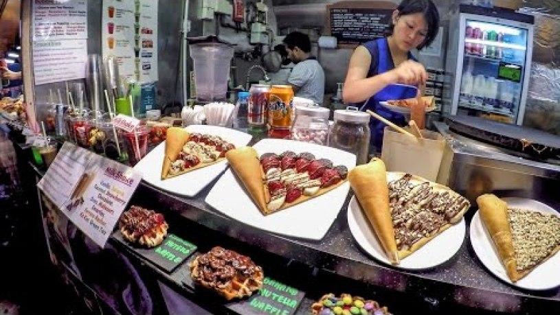 the Street Food Hall London