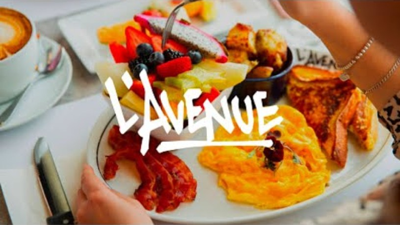 Rated the Best Breakfast in Montreal | L'Avenue