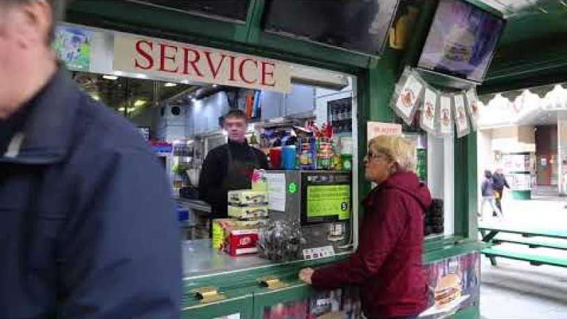 Street Food Cardiff London