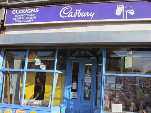 Sweet shop Cloughs