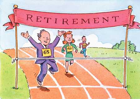Eminence Financial Retirement Race