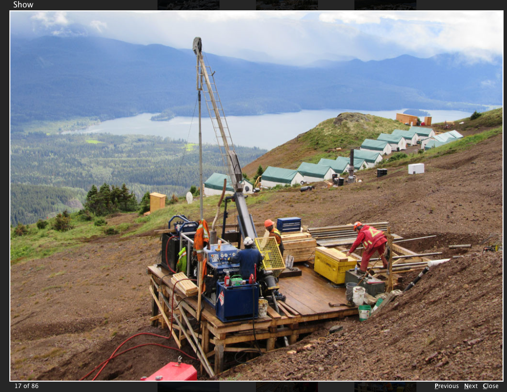 Skeena Resources, Geologists Could Find 1 mm Ozs Gold