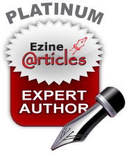 Robert D Rogers, EzineArticles Platinum Author