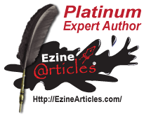 Robbie Bowman, EzineArticles Platinum Author