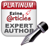 Shawn Collins, EzineArticles.com Platinum Author