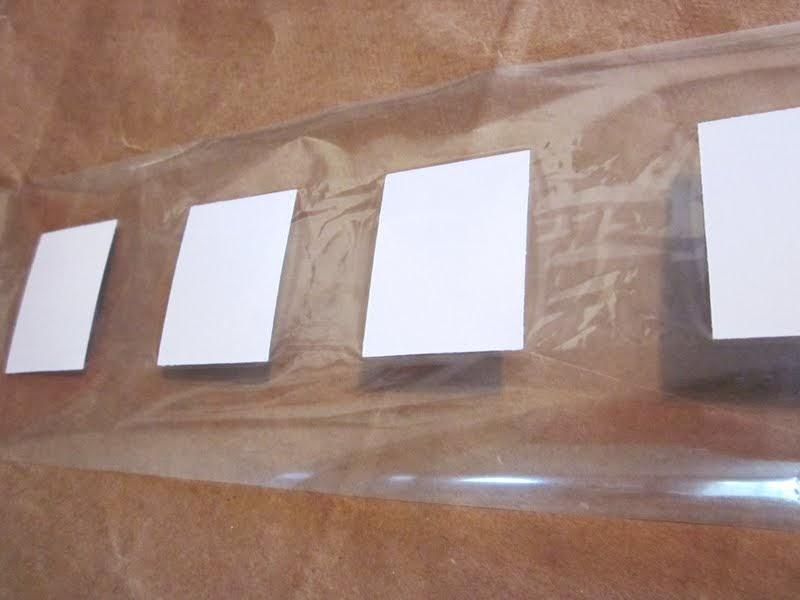 Kuinka laminate paperi kotona ilman elokuvaa