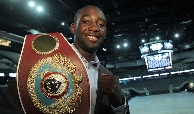 Terence Crawford will fight at MSG on 2/27