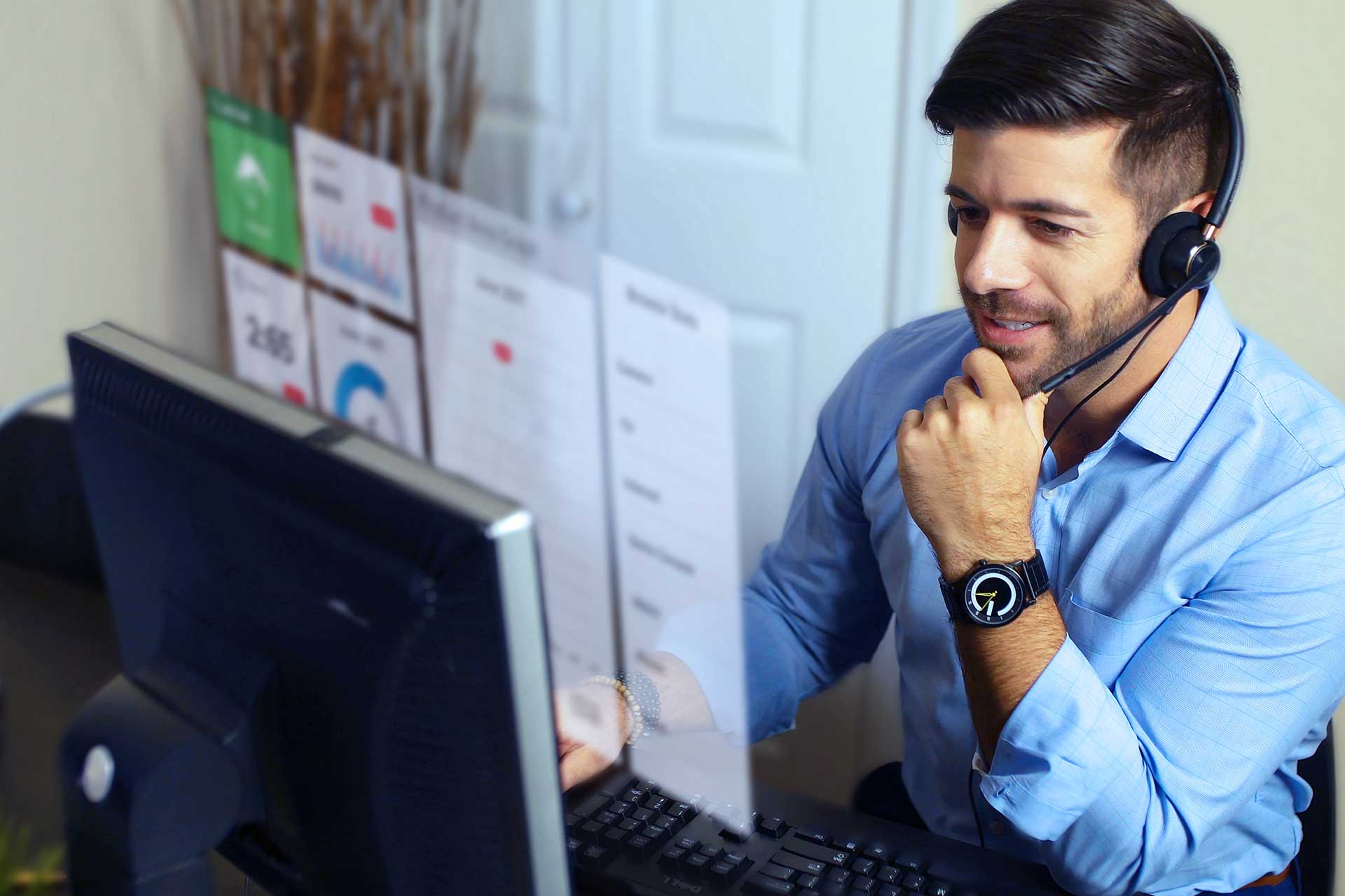 5 Ways A Work At Home Model Can Relieve Customer Service