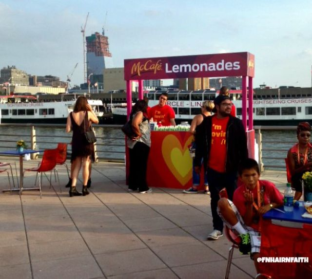 blogher15 and mcdonalds