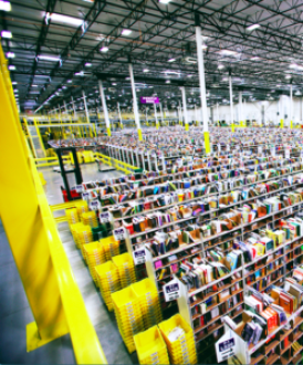 How to Snag Tickets for an Amazon Warehouse Tour - Fishing4Deals