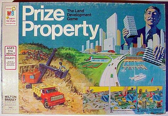 Prize Property: The Land Development Game