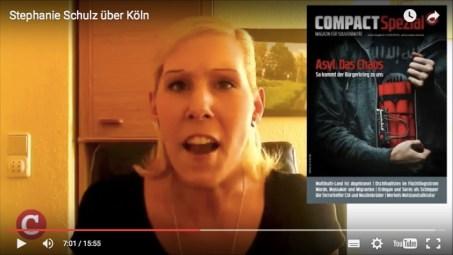 Stephanie Schulz über Köln