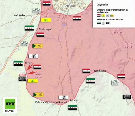 Aleppo-Front
