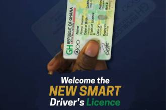 New Drivers License In Ghana