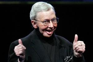 Roger Ebert ~ Kindness made him happy.