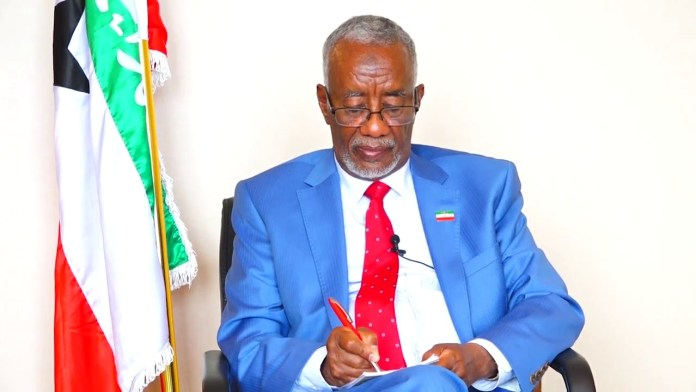 Somaliland Ministry of Foreign Affairs