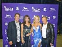 Mike and Billie Jo O'Brien, Kristina & Mike McGrath