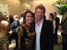 Irene & Jon Bon Jovi