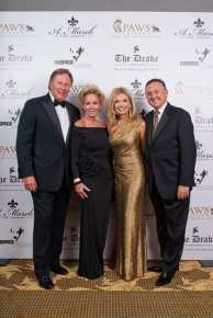 Ross & Suzie Glickman, Andrea Schwartz & Dr. Steve Stryker