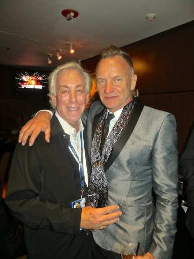 Arny Granat & Sting