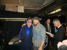Elton John and Zac Brown