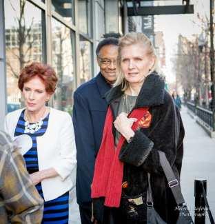 Jill Weinberg, Jan & Ramsey Lewis