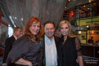 Julee White, Mike & Kristina McGrath